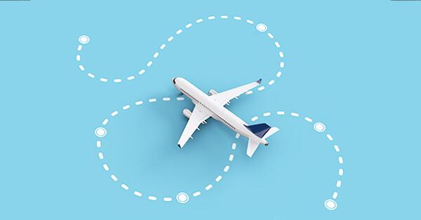 Strategi Mencari Tiket Pesawat Murah - menentukan destinasi