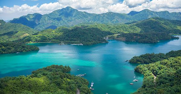 Best Places in Taiwan Sun Moon Lake