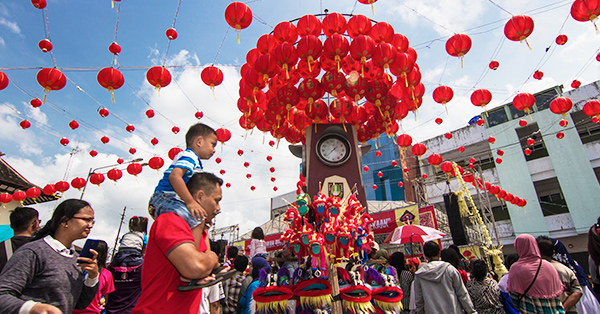 Chinese New Year Indonesia
