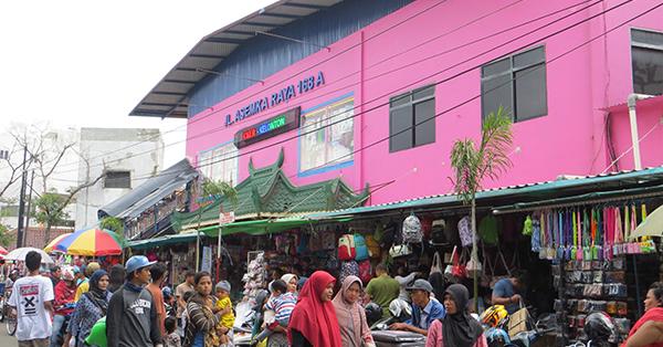 Surga Belanja Murah di Jakarta - Pasar Asemka