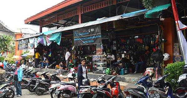 Surga Belanja Murah di Jakarta - Pasar Taman Puring