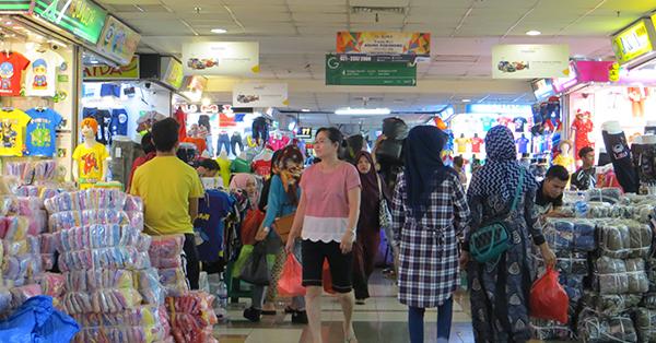 Surga Belanja Murah di Jakarta - Thamrin City