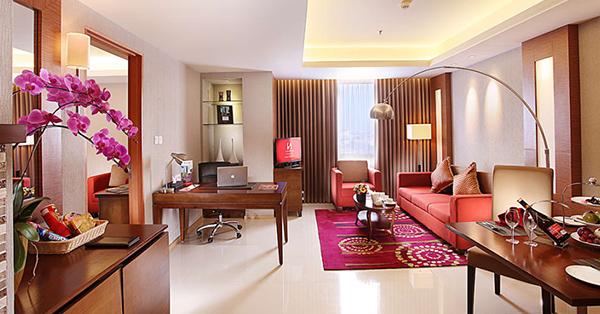 Hotel Dekat Universitas Airlangga