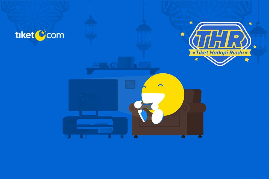 Pesan Hotel di tiket.com Sekarang, Nginepnya nanti Saat Aman. Dapatkan diskon hingga 75%!