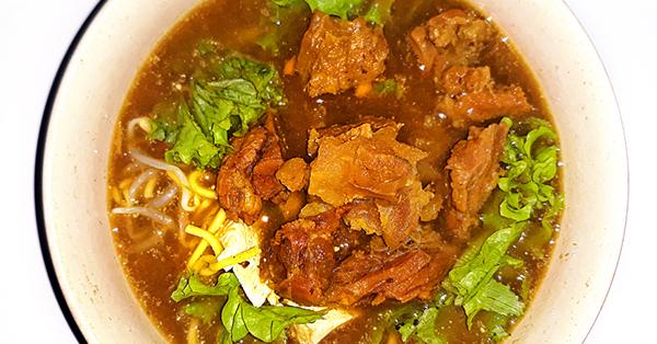 Wisata Kuliner Surabaya - Tahu Campur Kalasan