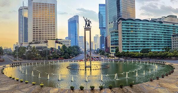 Tahun Baru Enaknya Ke Mana - Jakarta