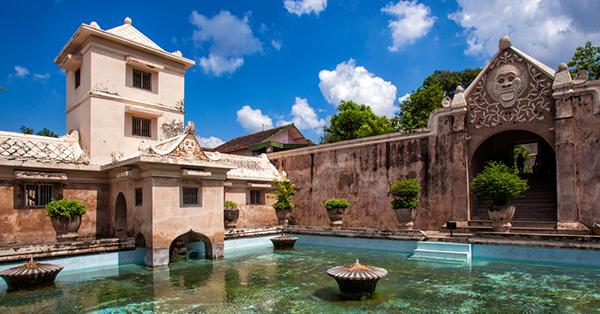 Historical Spots in Yogyakarta
