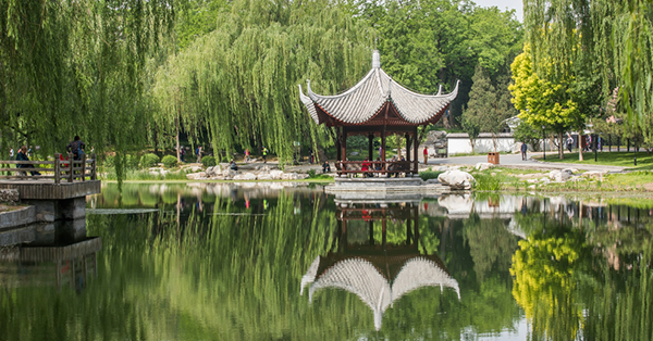 Beautiful Parks in Beijing