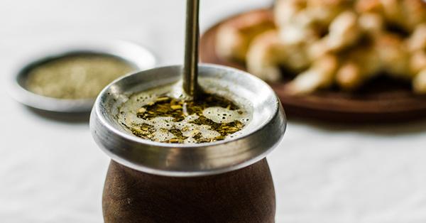 Teh Terbaik di Dunia - Mate Tea