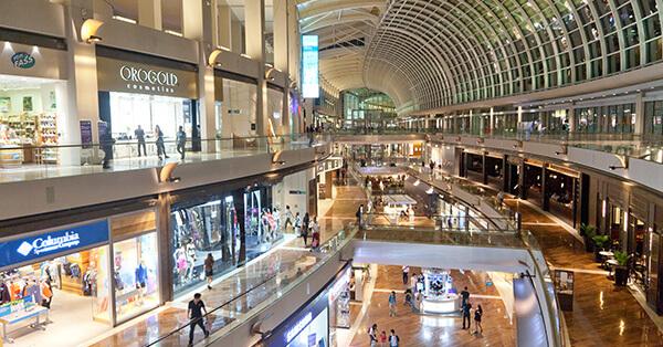 Tempat Belanja di Singapura - Anchorpoint Shopping Centre