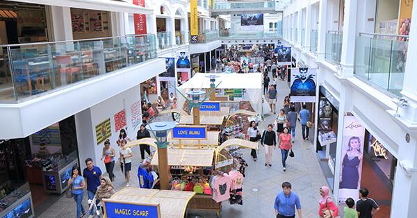 Tempat Belanja di Singapura - Bugis Junction