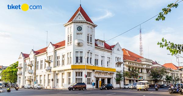 Tempat Bersejarah di Surabaya