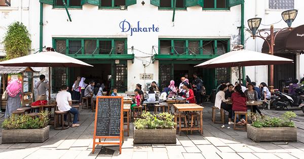 Tempat Bukber di Jakarta - Kuliner di Kota Tua Jakarta