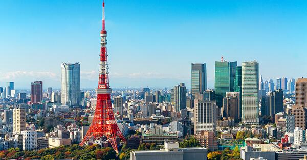 Tempat Instagramable di Tokyo - Tokyo Tower