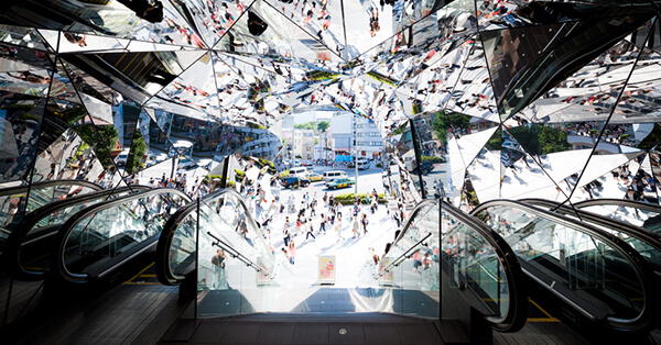 Tempat Instagramable di Tokyo - Tokyu Plaza