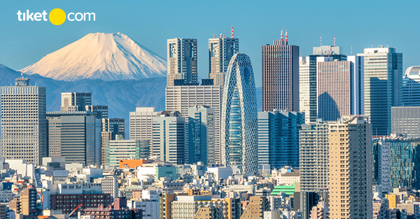 Tempat Instagramable di Tokyo