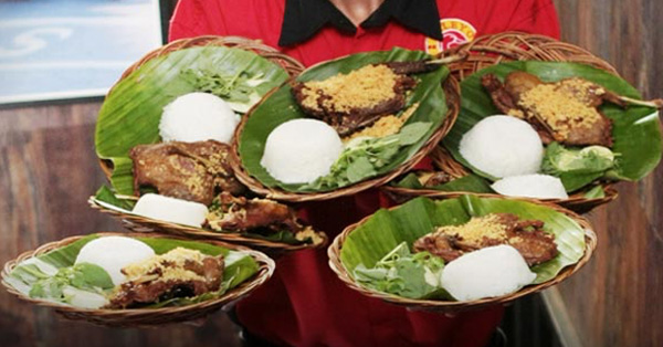 Tempat Makan Legendaris di Jakarta - Bebek Kaleyo