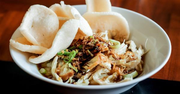 Tempat Makan Legendaris di Jakarta - Bubur Cikini