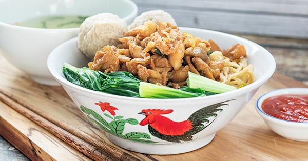 Tempat Makan Legendaris di Jakarta - Mie Ayam Gondangdia