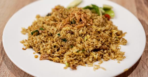 Tempat Makan Legendaris di Jakarta - Nasi Goreng Kambing Kebon Sirih