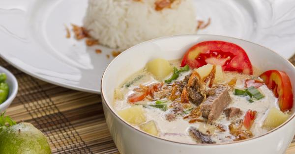 Tempat Makan Legendaris di Jakarta - Soto Betawi H. Ma'ruf