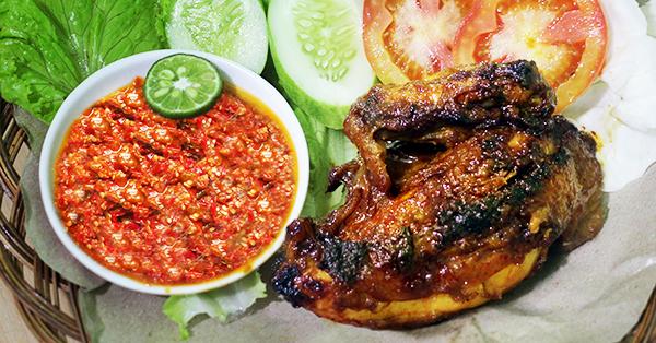 Tempat Makan di Cikini - Ayam Bakar Megaria