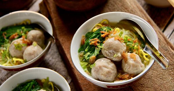 Tempat Makan di Malang yang Enak - Bakso President