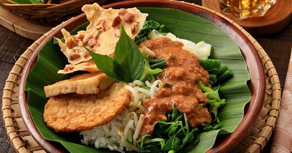 Tempat Makan di Malang yang Enak - Pecel Kawi