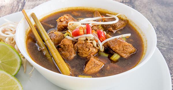 Tempat Makan di Malang yang Enak - Rawon Nguling