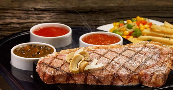 Tempat Makan di Mall Alam Sutera - Steak 21