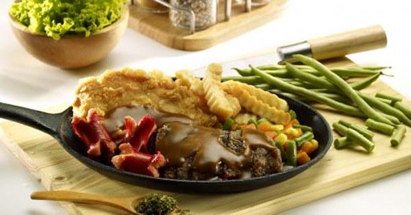 Tempat Makan di Mall Kelapa Gading Jakarta - Platinum