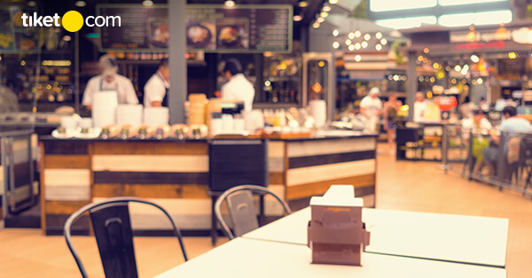 Tempat Makan di Mall Taman Anggrek