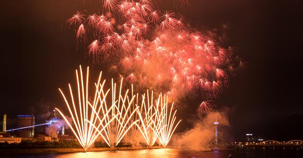 Tempat Melihat Festival Kembang Api di Dunia