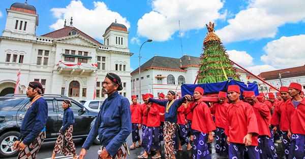 Tempat Merayakan Natal di Indonesia - Yogyakarta