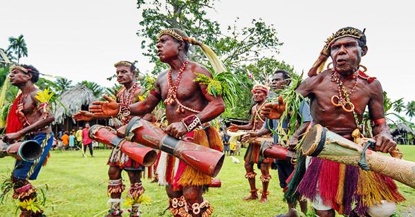 Tempat Merayakan Natal di Indonesia - papua