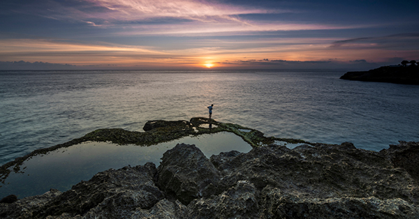 Tempat Prewedding di Bali_blog (wonderful indonesia)_Nusa Lembongan (Devil's Tear)