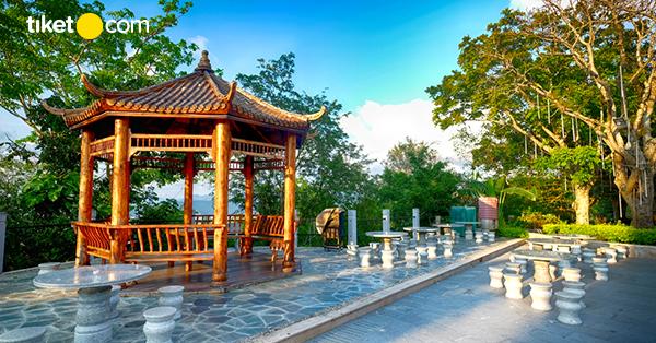 Tempat Terbaik di Hainan