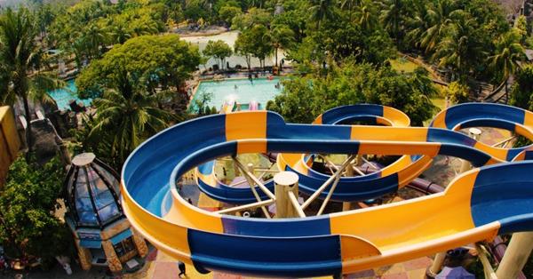 Tempat Wisata Anak di Jakarta - Atlantis Water Adventure