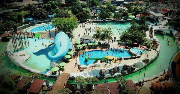 Tempat Wisata Anak di Jakarta - SnowBay Waterpark