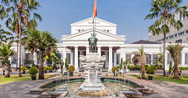 Tempat Wisata Bersejarah -museum nasional indonesia