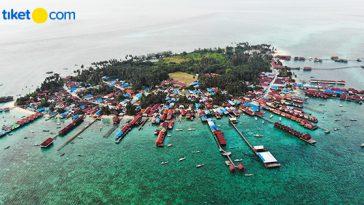 Tempat Wisata Derawan - Featured