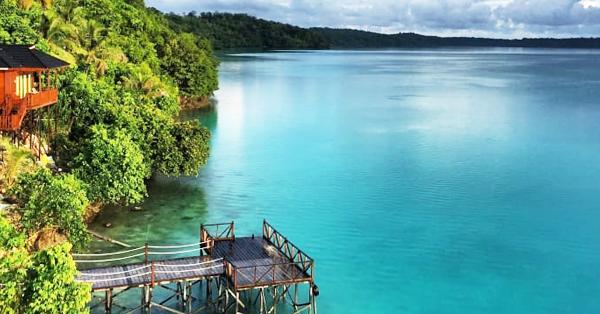 Tempat Wisata Derawan - Noah Maratua Resort
