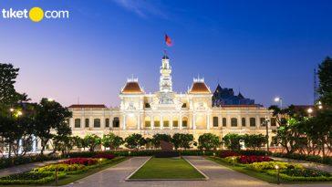 Tempat Wisata Ho Chi Minh