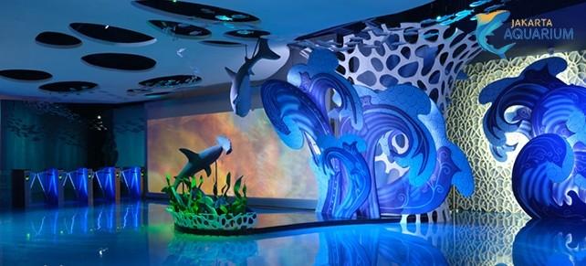 Tempat Wisata Jakarta Aquarium-Neo Soho