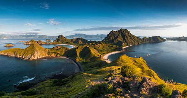 Wisata Keluarga di Labuan Bajo - Pulau Padar