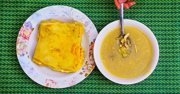 Culinary attractions in Palembang - Martabak HAR