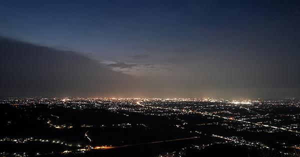 Tempat Wisata Malam di Jogja - Bukit Bintang Jogja
