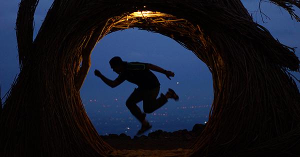 Tempat Wisata Malam di Jogja - Hutan Pinus Pengger