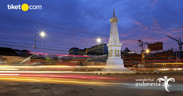 Tempat Wisata Malam di Jogja - Wonderful Indonesia