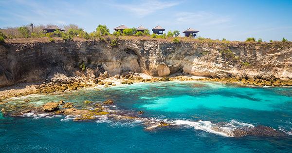 Tempat Wisata Romantis di Bali - Nusa Ceningan